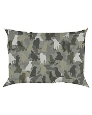 Golden Retriever-camouflage Rectangular Pillowcase thumbnail