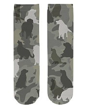 Golden Retriever-camouflage Crew Length Socks thumbnail