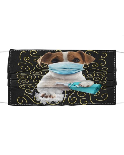 Jack Russell Terrier-Face Mask-Wash-FM