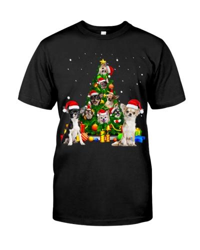 Chihuahua-Christmas Tree-1