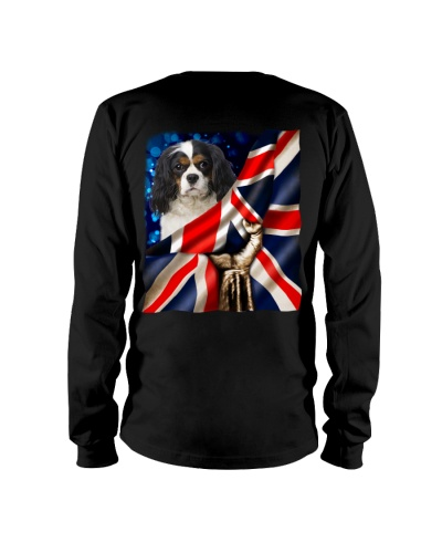 Cavalier King Charles Spaniel-1-The Union Jack