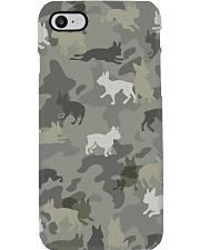 Boston Terrier-camouflage Phone Case thumbnail