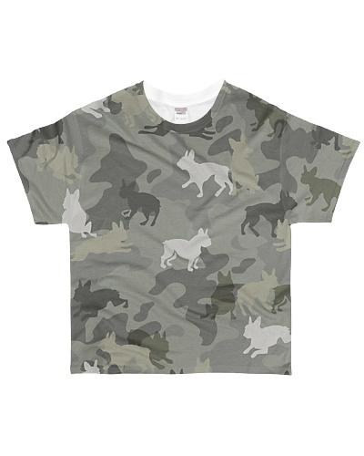 Boston Terrier-camouflage