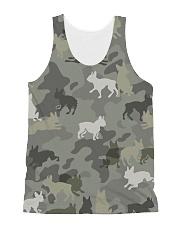 Boston Terrier-camouflage All-over Unisex Tank thumbnail