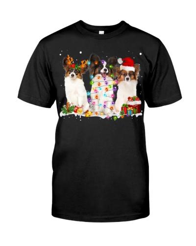 Papillon-Snow-Christmas