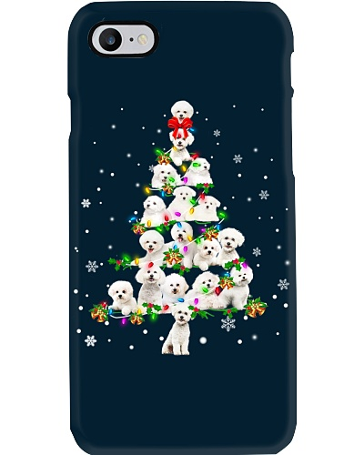 Bichon Frise - Christmas Tree