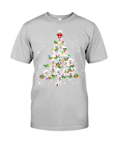 Bichon Frise - Christmas Tree