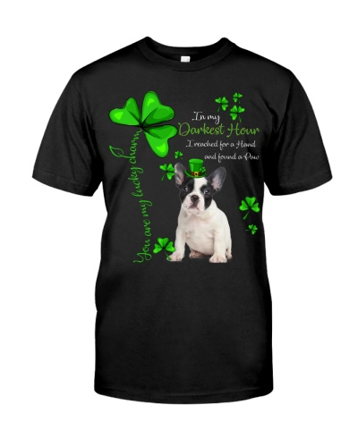 My Lucky Charm is French Bulldog 3