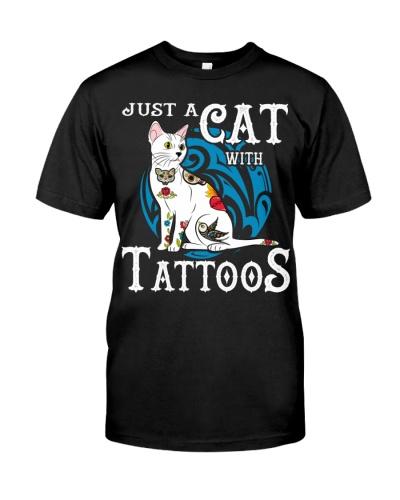 Cat - Tattoos