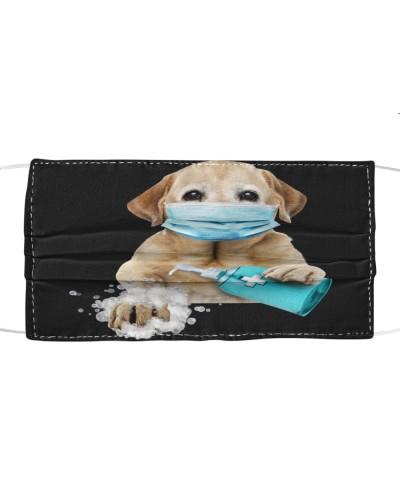 Labrador-Face Mask-Wash