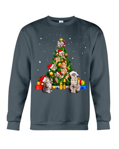 Cats-Christmas Tree