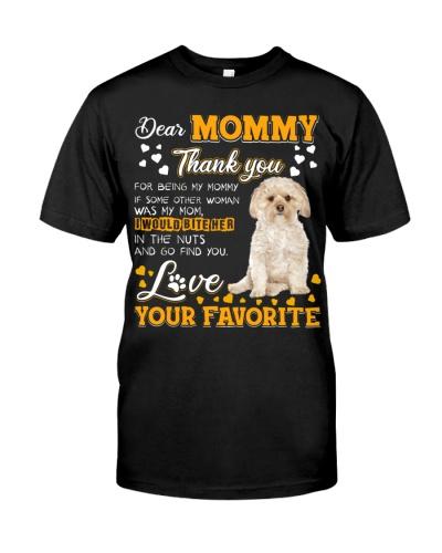 Dear Mommy-Morkie