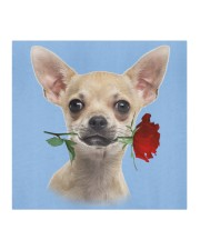 Chihuahua Rose FM Cloth face mask aos-face-mask-coverlet-lifestyle-front-02