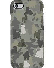 Wheaten Terrier-camouflage Phone Case thumbnail