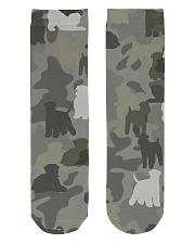 Wheaten Terrier-camouflage Crew Length Socks thumbnail