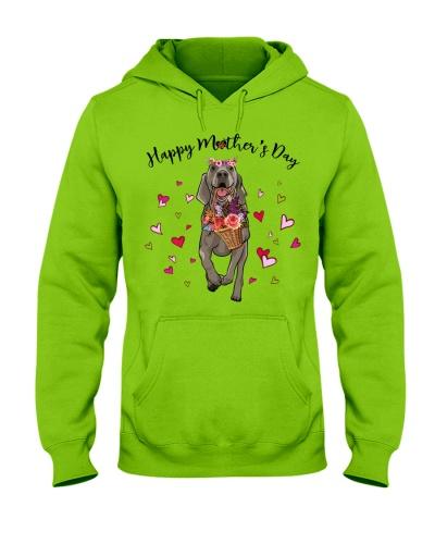 Weimaraner-Happy Mother's Day