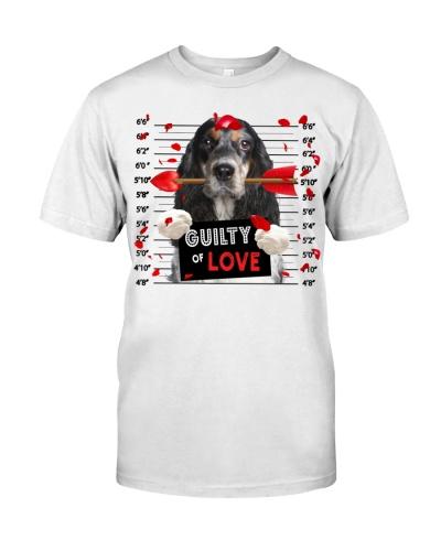 American Cocker Spaniel Guilty of Love