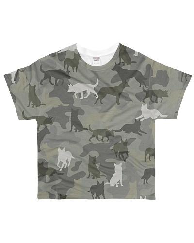 Australian Cattle-camouflage
