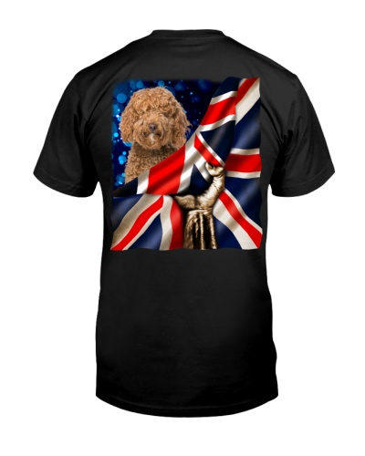 Labradoodle-The Union Jack