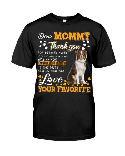 Dear Mommy-Australian Shepherd 2