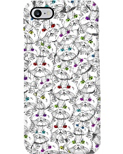 Cat - Eye Color Phone Case thumbnail