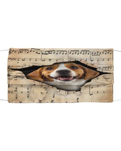 Beagle Hello Darkness Face