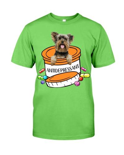 Yorkshire Terrier-Antidepressant