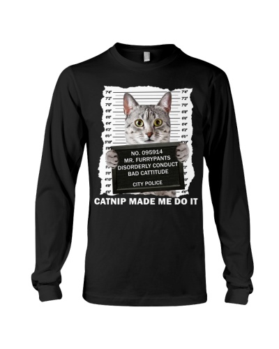 Egyptian Mau Cat - Catnip