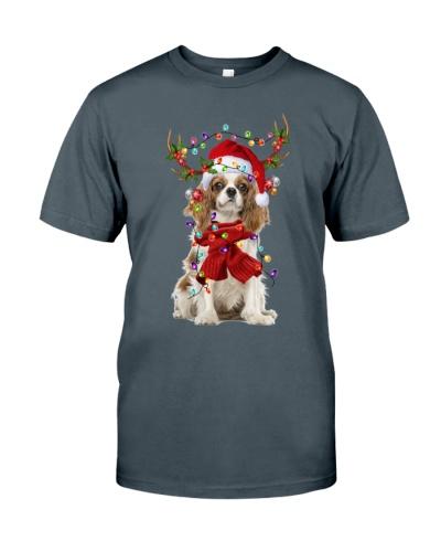 Cavalier King Charles Spaniel-Reindeer