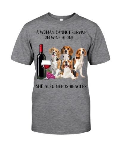 She Also Needs Beagle