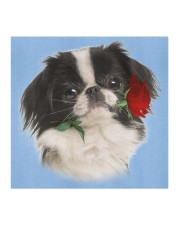 Japanese Chin Rose FM Cloth face mask aos-face-mask-coverlet-lifestyle-front-02