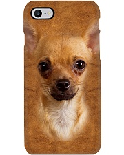 Chihuahua1-Face and Hair Phone Case thumbnail