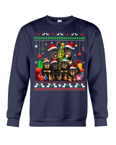 Rottweilers-Christmas Gift
