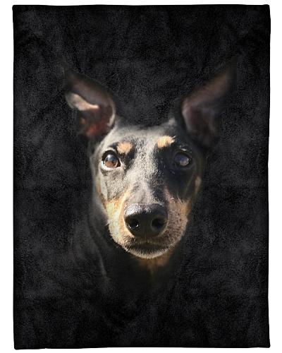 Manchester Terrier Face 3D