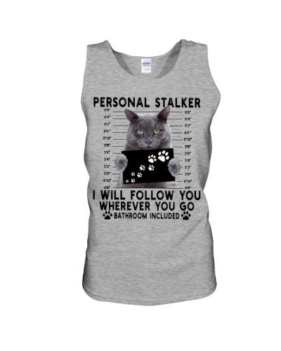 Personal Stalker Korat Cat