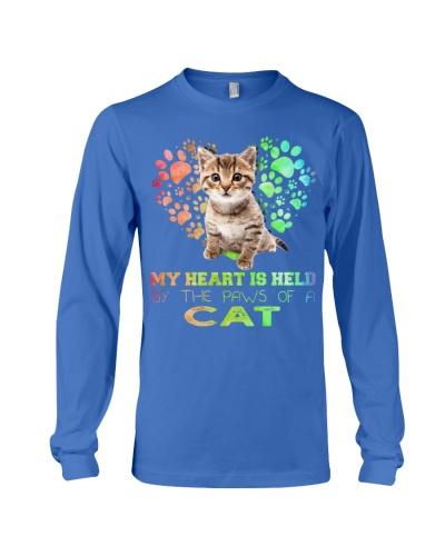 Cat-Heart Paw
