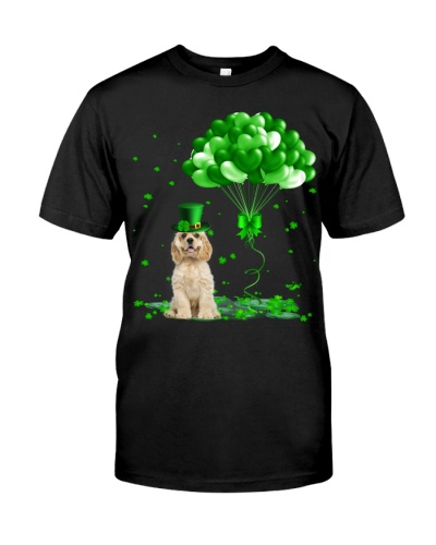 American Cocker Spaniel-Irish Balloon 2