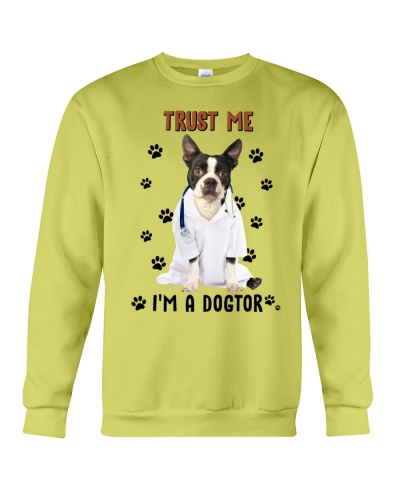 Boston Terrier-Dogtor