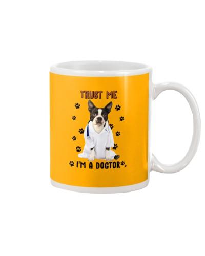 Boston Terrier-Dogtor