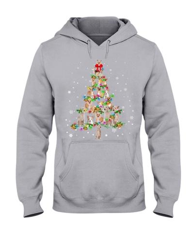 Portuguese Podengo - Christmas Tree