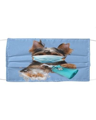 Yorkshire Terrier-Face Mask-Wash