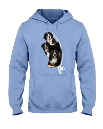Bernese Mountain - Zipper