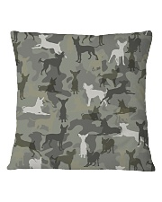 Russkiy Toy-camouflage Square Pillowcase thumbnail