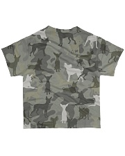 Russkiy Toy-camouflage All-over T-Shirt back