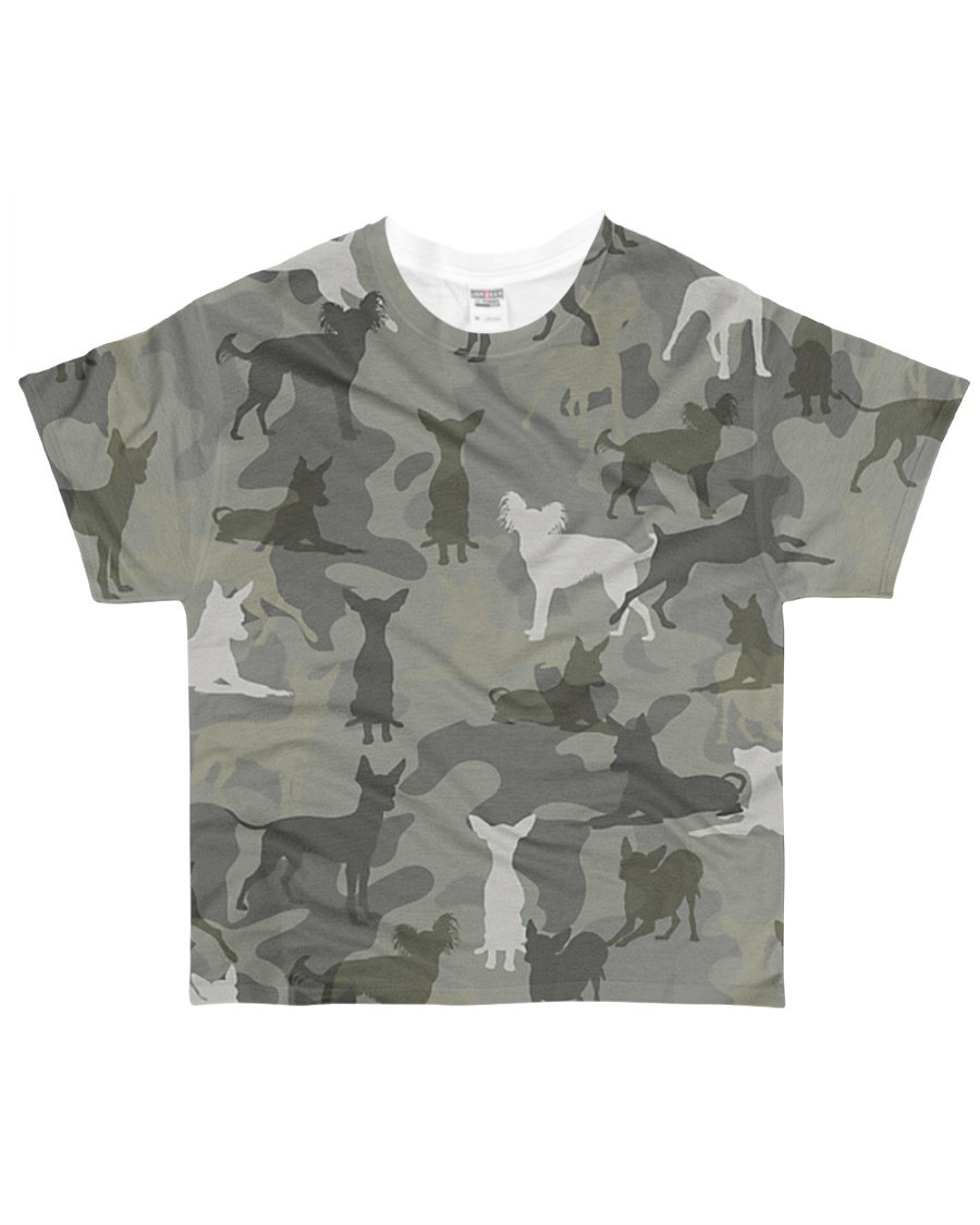 Russkiy Toy-camouflage All-over T-Shirt