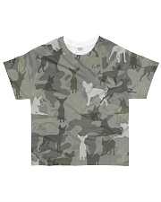 Russkiy Toy-camouflage All-over T-Shirt front