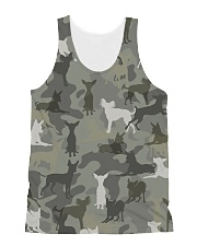 Russkiy Toy-camouflage All-over Unisex Tank thumbnail