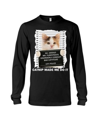 Calico Cat - Catnip