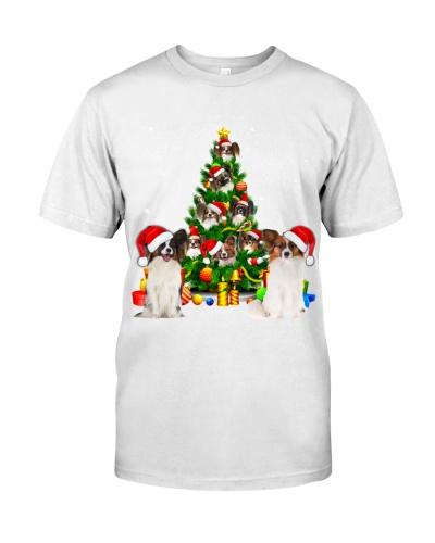 Papillon-Christmas Tree-1