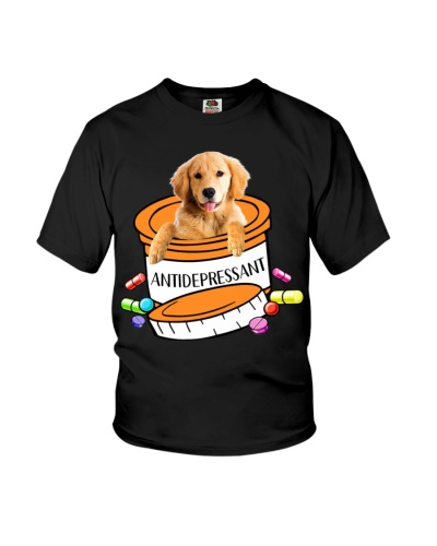 Golden Retriever Antidepressant FM